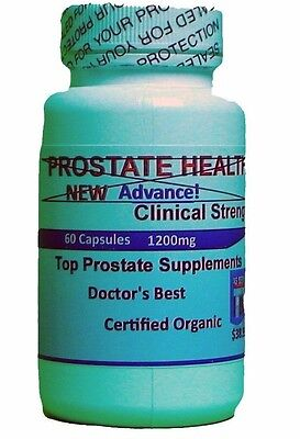 Prostate Health Support Formula CAPSULES Supplement Beta Sitosterol Saw