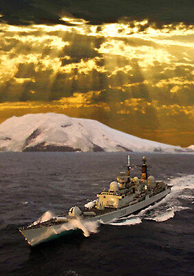 HMS YORK - HAND FINISHED, LIMITED EDITION (25)