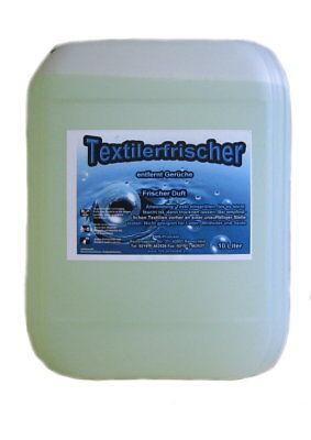 10 L Textilerfrischer Geruchsvernichter Geruchstopp Geruchskiller Geruchsentfern
