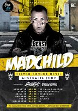 2x MadChild meet and greet tickets for tonight Maitland Maitland Area Preview