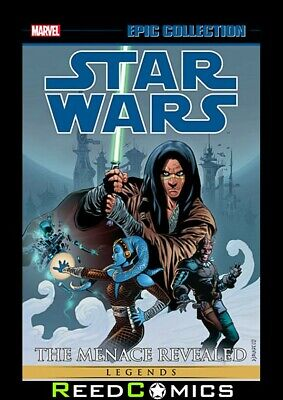 STAR WARS LEGENDS EPIC COLLECTION THE MENACE REVEALED VOLUME 2 GRAPHIC NOVEL