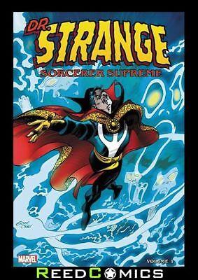 DOCTOR STRANGE SORCERER SUPREME OMNIBUS VOLUME 1 HARDCOVER (1064 Pages) Hardback
