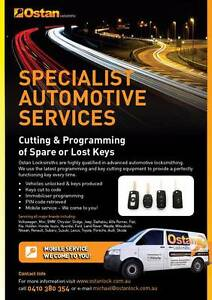 Automotive Key Specialist Brighton Bayside Area Preview