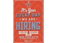 Kitchen Manager - Roxy Ball Room - Huddersfield