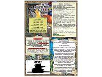 Secret Garden Party Ticket - £149 (£139 with litter bond)