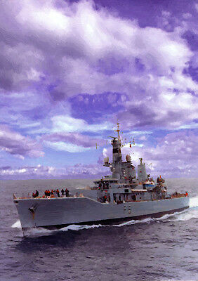 HMS EURYALUS - HAND FINISHED, LIMITED EDITION (25)