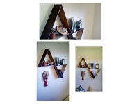 Small shelving units (free delivery within Edinburgh)