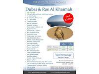 Summer - Ultimate Dubai and RAK (UAE) Holiday Package with Cruises