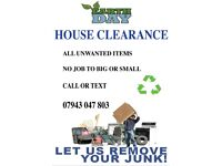 HOUSE CLEARANCES, JUNK REMOVEL