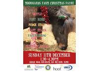Moorwards Farm Christmas Fayre