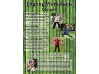 Unique QiGong Workshops led by Guest Master Instructor/You Tube star John Munro over 3 evenings