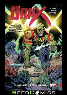 DRAX VOLUME 1 GALAXYS BEST DETECTIVE GRAPHIC NOVEL New Paperback Collects