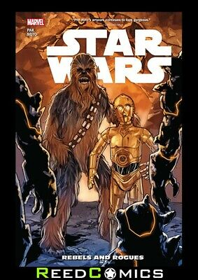 STAR WARS VOLUME 12 REBELS AND ROGUES GRAPHIC NOVEL Collects (2015) #68-72