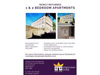 Luxury Apartments to rent with Parking 1 and 2 Bedroom can furnished is required.
