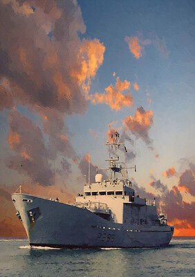 HMS ORKNEY - HAND FINISHED, LIMITED EDITION (25)