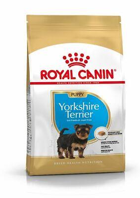 Futter Welpen Yorkie (bis zu 10 Monaten) Royal Canin Yorkshire Welpe (Junior) (Yorkshire Welpen)