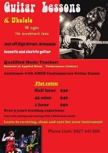 Liam Hopkins Guitar Teacher Armadale Stonnington Area Preview