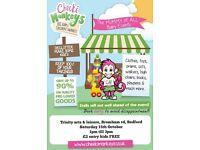 Cheeki Monkeys BIG Children's and Baby Market Bedford