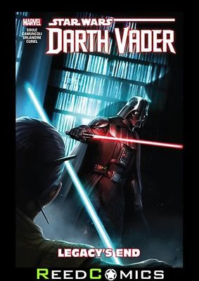 STAR WARS DARTH VADER DARK LORD SITH VOLUME 2 LEGACYS END GRAPHIC NOVEL (#7-12)