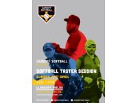 Cardiff Softball Taster Session - Sunday 29th April at Llandaff Fields, 2-4pm