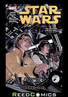 STAR WARS VOLUME 3 REBEL JAIL GRAPHIC NOVEL Collects (2015) #15-19 and Annual #1