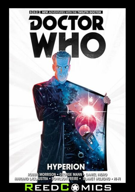 DOCTOR WHO 12th DOCTOR VOLUME 3 HYPERION HARDCOVER New Hardback Collects #11-15