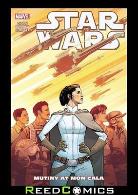 STAR WARS VOLUME 8 MUTINY AT MON CALA GRAPHIC NOVEL Collects (2015) #44-49