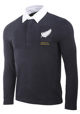 Olorun World Cup Winners 2015 Vintage New Zealand Rugby Shirt (S-4XL)