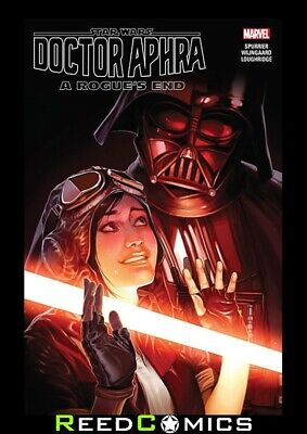 STAR WARS DOCTOR APHRA VOLUME 7 ROGUES END GRAPHIC NOVEL Collects #37-40 + more
