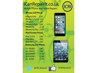 Phone and Tablet Repair Service, Low Cost, Fast and Reliable Service