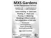 MXS Garden Maintenance Services