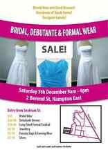 Bridal, Debutante and Formal Wear Hampton East Bayside Area Preview