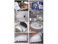 Lambretta Li 150 series 2 1960 **LOOK**mostly restored 98% complete inc many extras!!
