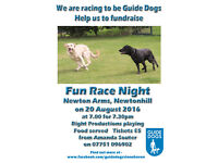 Guide Dogs Stonehaven Race Night