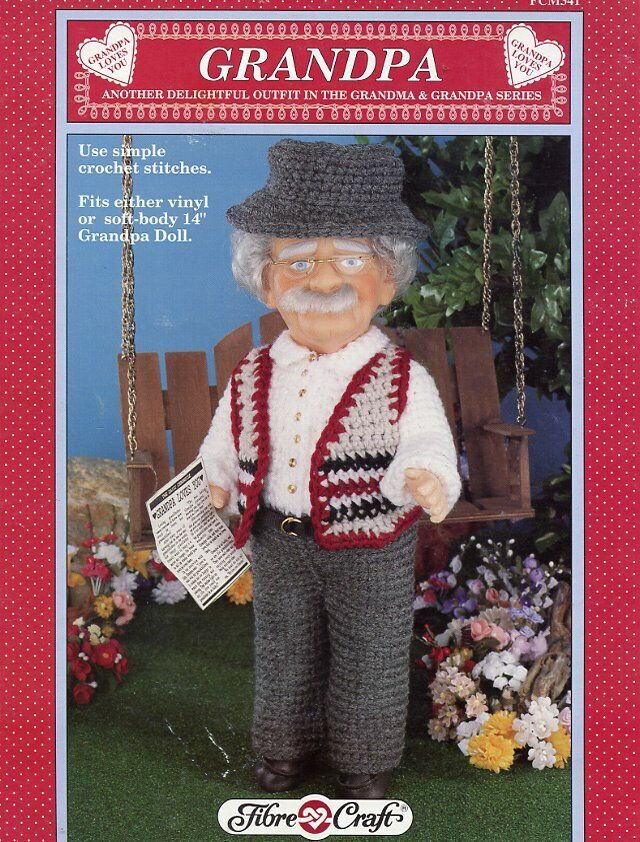 8 Free Crochet Barbie and Doll Clothes Patterns | 842x640