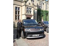 VIP Chauffeur Driven Range Rover - £400 day rate