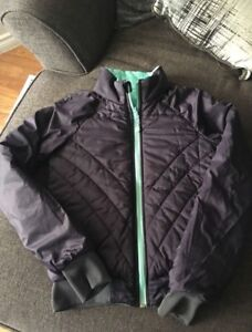 Ivivva reversible spring/ fall jacket size 12