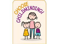 Childminder available - full time space