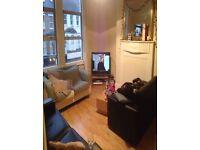 Double room (inc bills) for male in sociable Clapham Junction flatshare