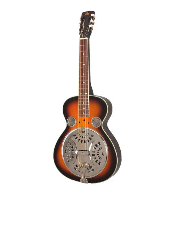 Resonator Guitar - Rogue Classic Spider Resonator Guitar Sunburst Squareneck