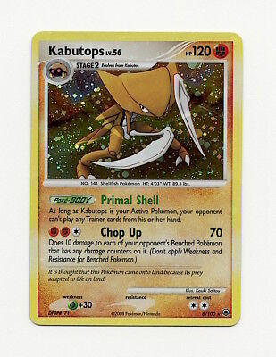 Kabutops 6/100 - Rare Holo - Diamond & Pearl Majestic Dawn for sale  Shipping to India