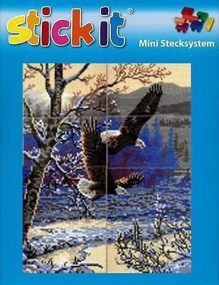Mini Stecksystem Winter Flight ca. 10.000 Teile Nr. 41238