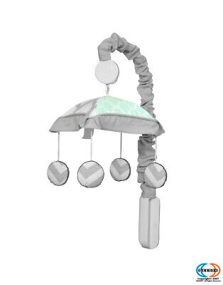 Mint Green Musical Mobile By GEENNY