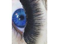 Eyelash extension. High quality service!