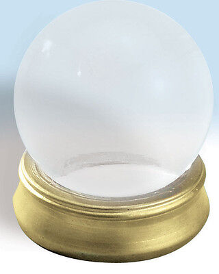 Crystal Ball Halloween Decoration (Halloween Fortune Crystal Ball Prop Theater Party Decoration REalistic)
