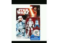 Star wars 3.75 inch figures bnib