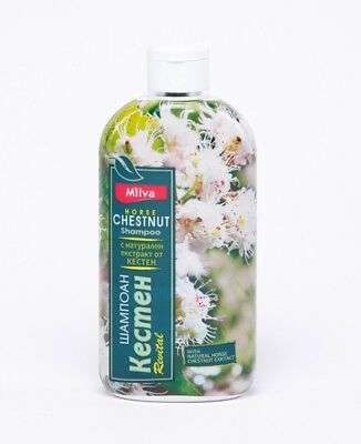 Regenerating Natural Horse Chestnut Extract Shampoo for Dark Hair Best