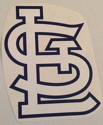 St. Louis Cardinals FATHEAD White
