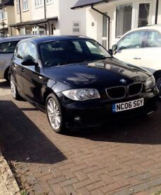 BMW 1 series 118D full service history