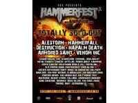 Hammerfest IX Festival 2017 tickets!